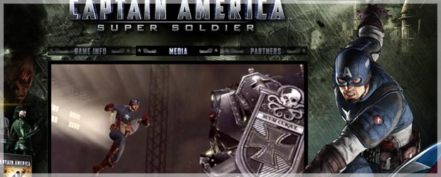 Captain America Site